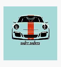 99Won RS - GT3 RS Inspired Photographic Print