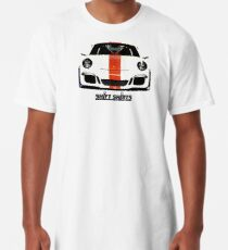 99Won RS - GT3 RS Inspired Long T-Shirt