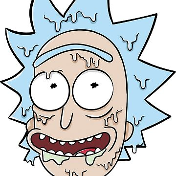 Melted Rick by AMDY
