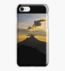 a desolate Congo landscape iPhone Case/Skin