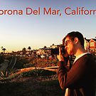 Corona Del Mar Sunset by ATJones