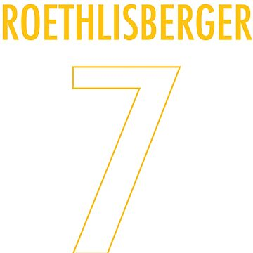 Roethlisberger 7 by Hashtangz