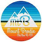 Buenos Dias! Brodie Seal Serape Style by MountBrodie