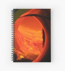 Flames of Water Take 2 Spiral Notebook