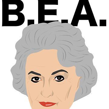 Bea Arthur - The notorious BEA  by gregs-celeb-art