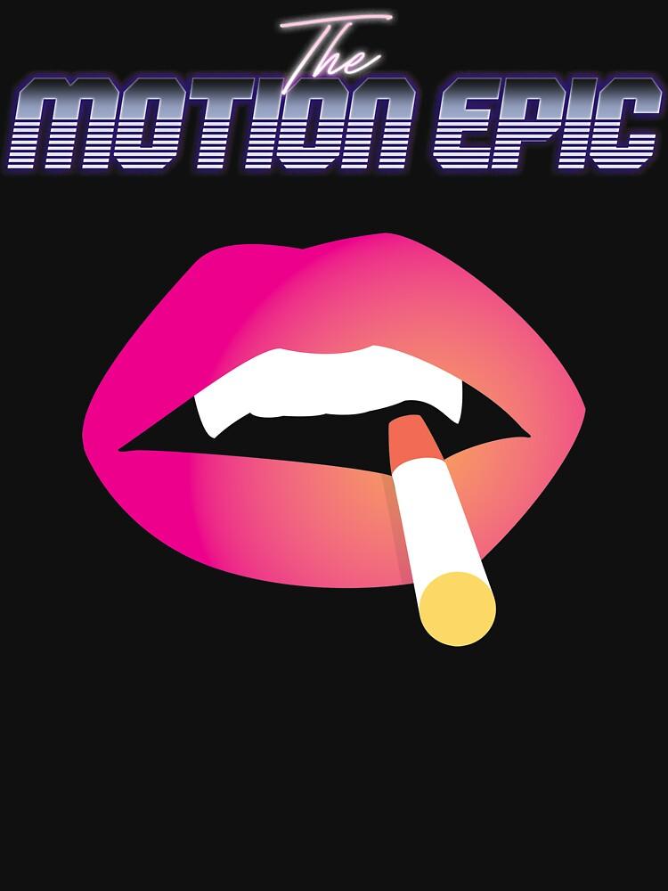 Midnight Lips by tmestore