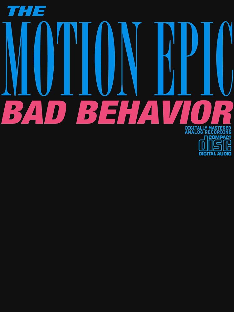 Bad Behavior by tmestore