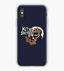 EDDSWORLD KITTEN SHOPPING iPhone Case
