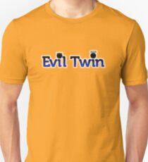 Evil twin Unisex T-Shirt