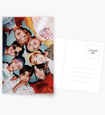 bts group photo :') Postcards