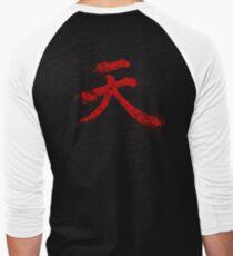 Akuma Kanji Baseball ¾ Sleeve T-Shirt