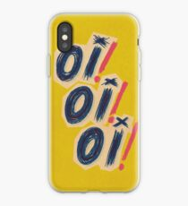 OI! OI! OI! iPhone Case