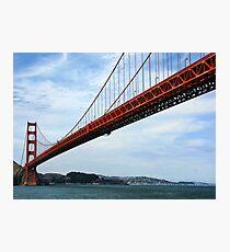 So Many Bridge Views...Here's One More! Photographic Print