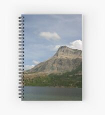 Waterton Lakes National Park Spiral Notebook