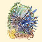 Lionfish by DeniFreeman