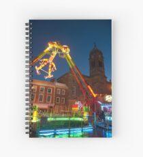 Derby Winter Fair 2010 Spiral Notebook