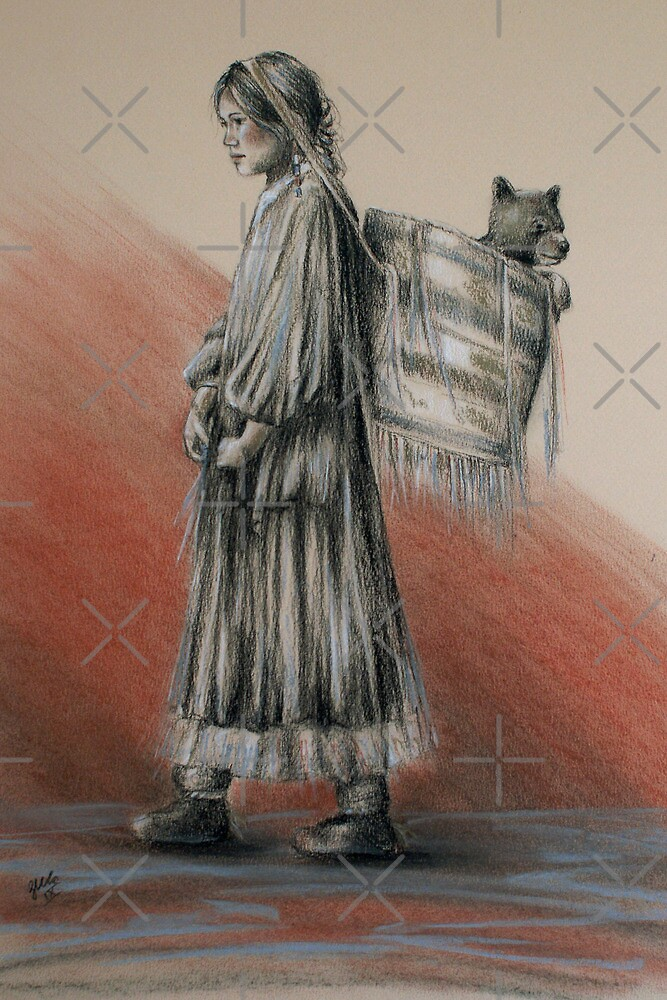 The Gatherer by Sarah  Mac
