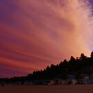 Evening light by FraserJ