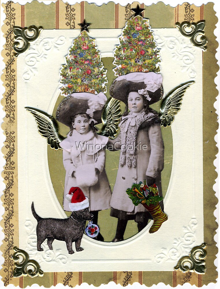Christmas Hats by WinonaCookie