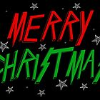 Merry Christmas Heavy Metal Style by alienfolklore