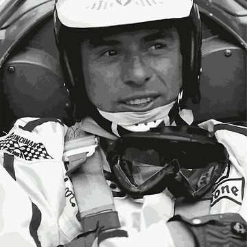 Jim Clark, legend driver by opngoo