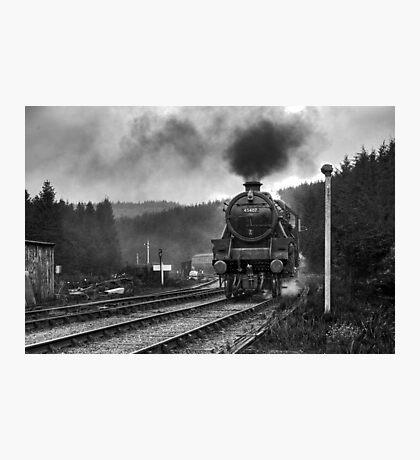 The Lancashire Fusilier Photographic Print