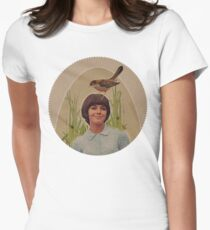 her little bird whispered secrets as they walked T-Shirt