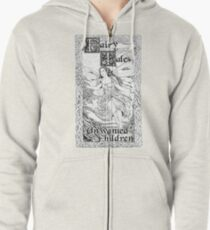 Fairy B - Fairy Tales for Unwanted Children Zipped Hoodie