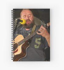 LizardStick 2010 J02 Spiral Notebook