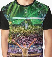 armin van buuren live show performance Graphic T-Shirt
