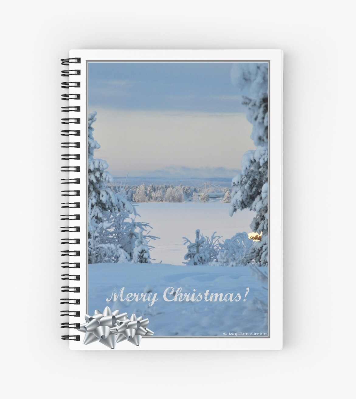 Merry Christmas - card7  :-) by Maj-Britt Simble