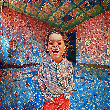 Portrait of a Happy Child by Diego-t