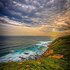 Cape Otway Sunset by Tracie Louise