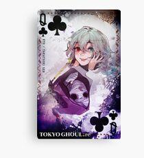 Lienzo Ghoul de Tokio - Reina Eto Yoshimura