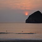 Surfers Sunset See by lucin