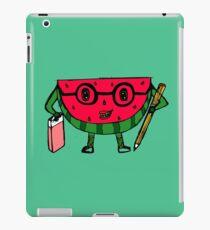 Watermelon geek iPad Case/Skin