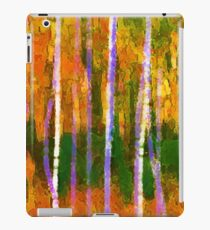 Colorful Forest Abstract | Triptych Part 1 iPad Case/Skin