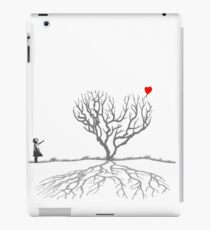 Banksy Heart Tree iPad Case/Skin