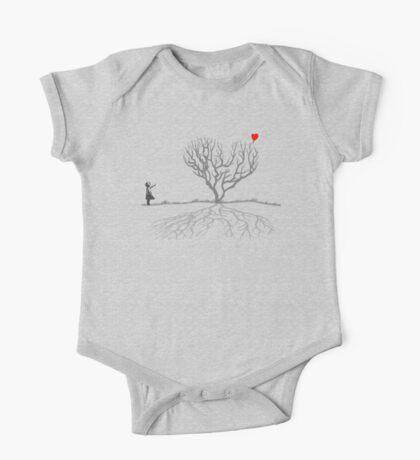 Banksy Heart Tree Kids Clothes