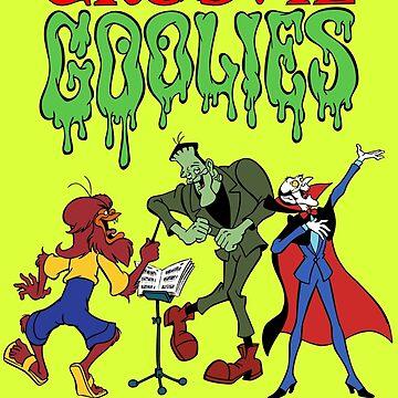 Groovie Goolies Shirt by TV-Eye-On-Me