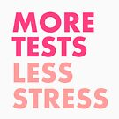 More tests less stress - Berry edition by Trish Khoo