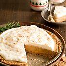 Gingerbread Cream Pie by carlacardello