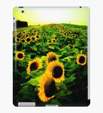 The Sunflower iPad Case/Skin