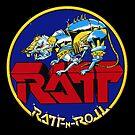 RATT-N-ROLL by Tasty Clothing