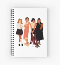 iconic queen. Spiral Notebook