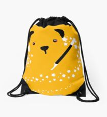 Izzy Wizzy, Let's Get Busy Drawstring Bag