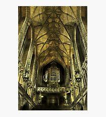 The Organ Photographic Print