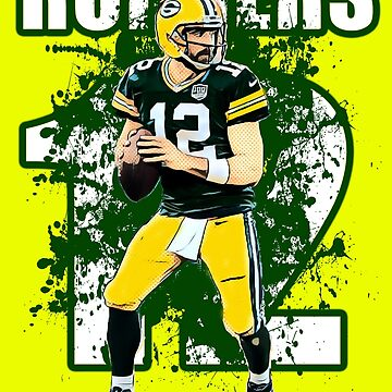 aaron Rodgers by JTK667