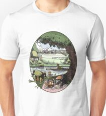 Wind in the Willows Slim Fit T-Shirt