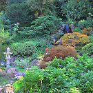 Japanese Garden Palette II by Igor Pozdnyakov
